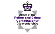 Office of the PCC Gloucestershire Logo